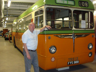 Blackpool's Electric Buses