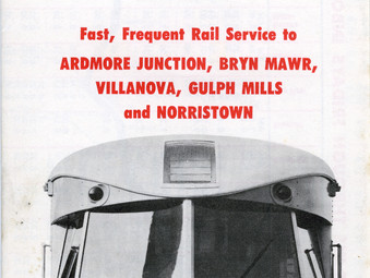 Bullet Cars to Norristown