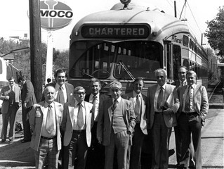 PCC Car Ride For Scottish Elected Councillors