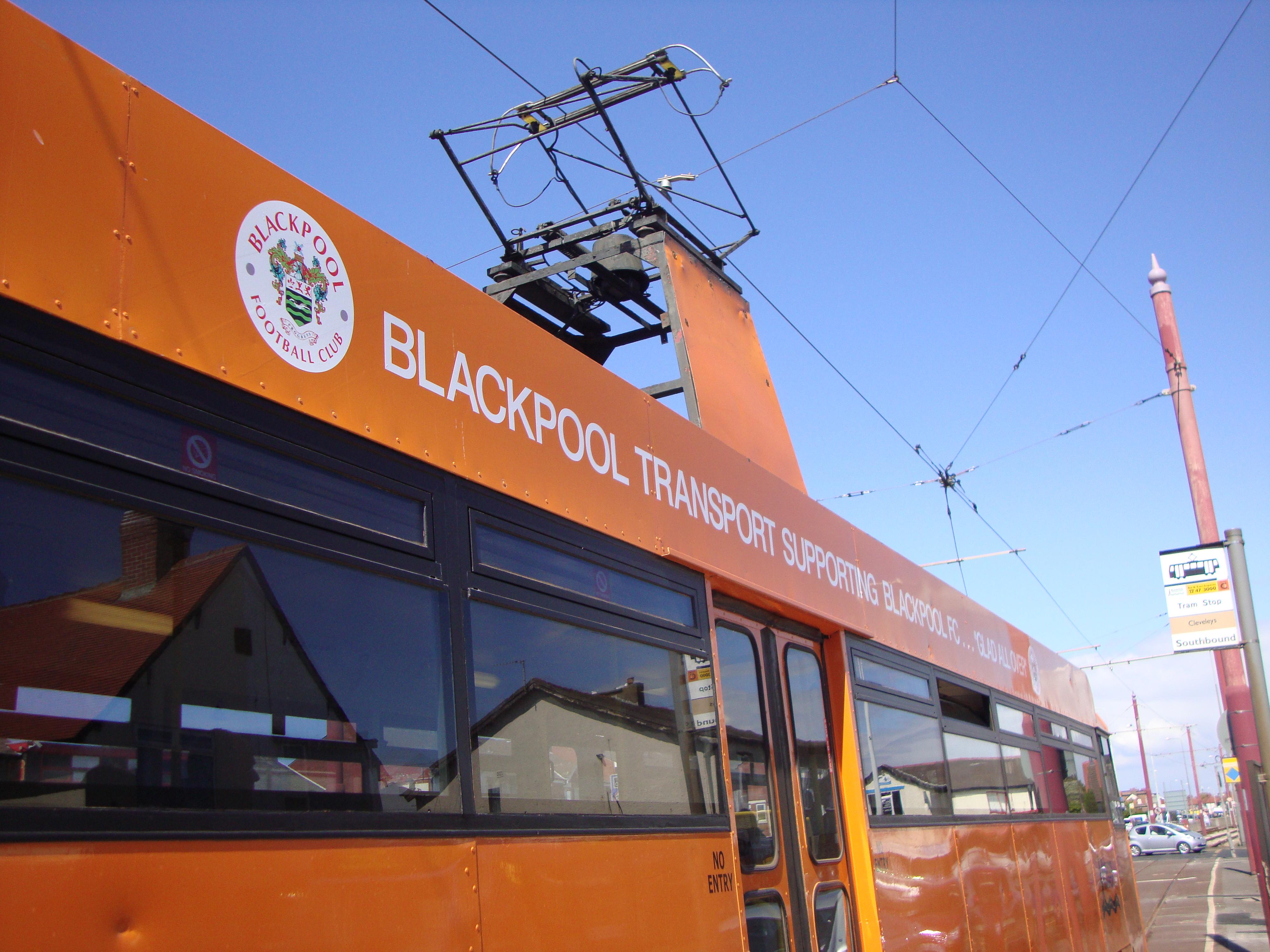 641 - CELEBRATING BLACKPOOL F.C.