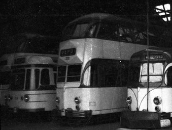 Blackpool's Transport in the 1950s