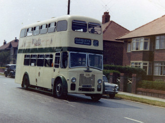Blackpool's Ever Evolving Buses