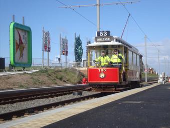Single Deck Trams
