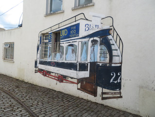 Trams to Dalkey