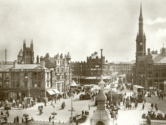 Talbot Square - Former Greatness