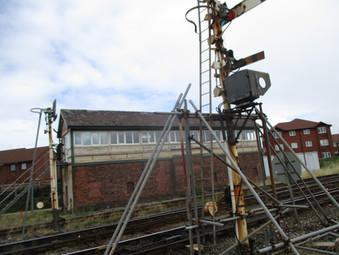 North Station - fewer platforms, longer trains