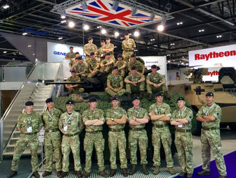 Blackpool to become Light Infantry Hub