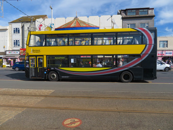 Blackpool Transport - Operating Changes