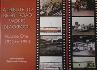 TRIBUTE TO RIGBY ROAD WORKS VOL. 1 1922-54