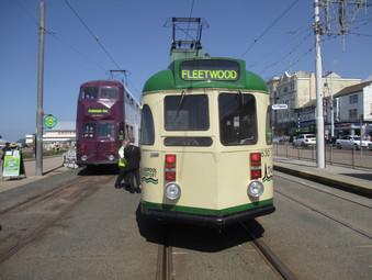 Blackpool - Holiday Weekend Shines