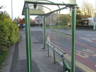 Great Buses - Pity About the Shelters