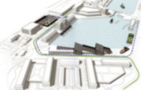 Fleetwood Quays schematic  (March 2019)