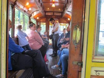 Heaton Park Tramway - Showtime