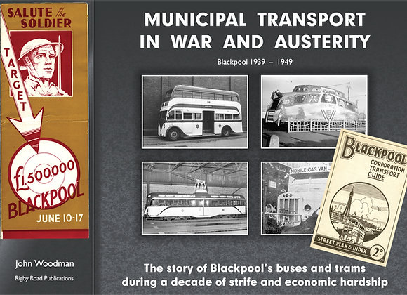MUNICIPAL TRANSPORT IN WAR & AUSTERITY
