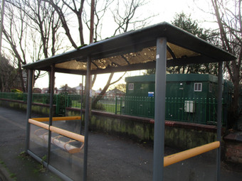 Another tragic bus shelter