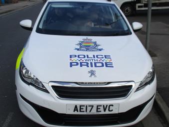 Smart Police Car