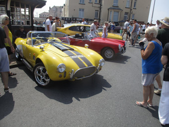 Cleveleys Draws Crowds on Sunday 10th