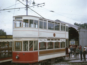 Fylde Transport Trust Endeavours