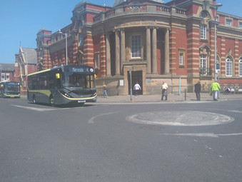 More on the new buses