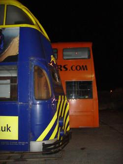TRAM 726 OPPORTUNITY KNOCKS IN 2011