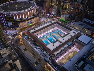 Daniel Patrick Moynihan Train Hall – Manhattan