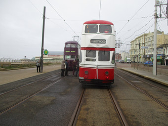 Playing with Trams