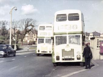 Bispham Library Stop - Sixty Years On