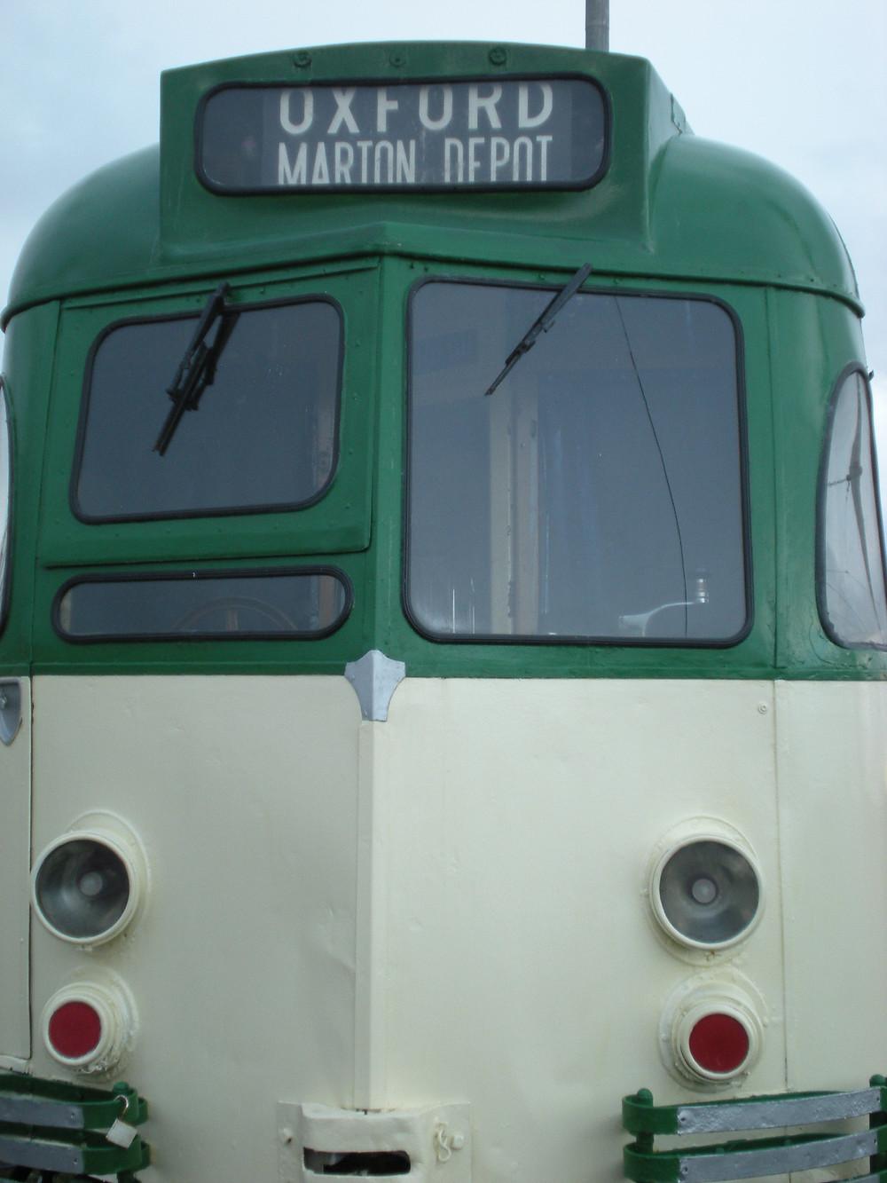 Tram 290 with Oxford, Marton Depot destination.jpg
