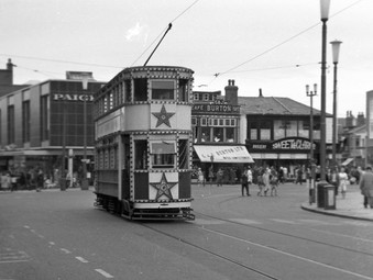 Trams to St Johns ?
