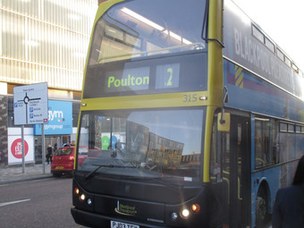 Blackpool's Bus Story
