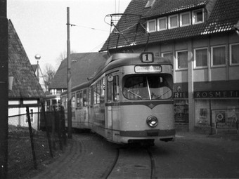 Trams I Have Known - Paderborn