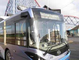 Further Positive News - For Blackpool and the Fylde Coast