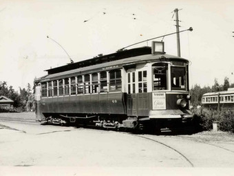 By Tram To Stanley Park