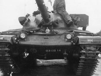 Cambrai 1917, tanks and Blackpool