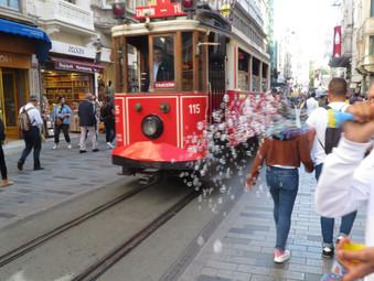 Taksim - Tunel Heritage Tram