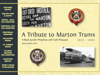 That Marton Tram Book - the sequel