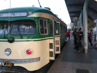 Second, Third and even Fourth Hand Trams