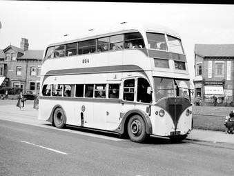 Renewing Blackpool's Buses