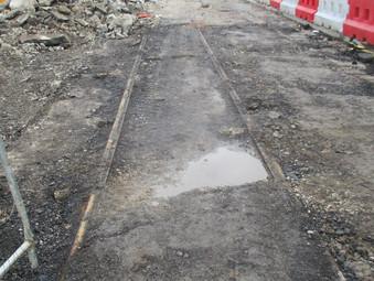 Layton Tram Tracks Remembered
