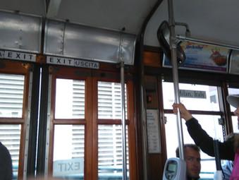 F Line to Fisherman's Wharf