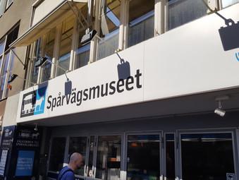 Stockholm Trams - Heritage Museum