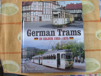 German Trams and Books