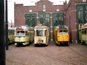 Really Good Use For Old Tram Depots