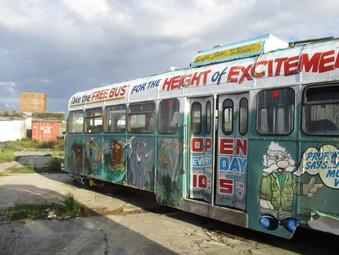 Art on Tram