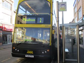 Blackpool Buses Next