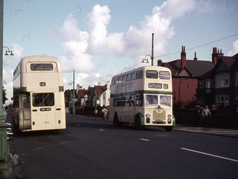 Blackpool's Trams and Buses in the 1960s A further Title NOW AVAILABLE