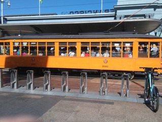 Heritage Trams - San Francisco Style