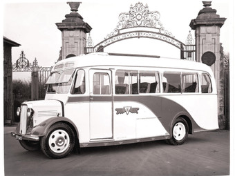 Blackpool's Premier Coachbuilder -                                         Once Upon A Time