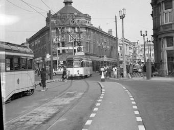 Talbot Square - 1960