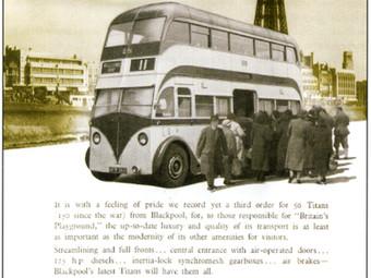 Blackpool Buses in Focus in 2021
